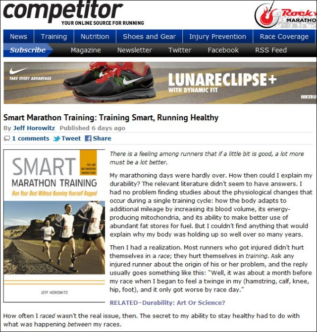 competitor magazine excerpt