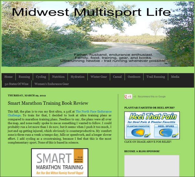 midwest multisport life smart marathon training