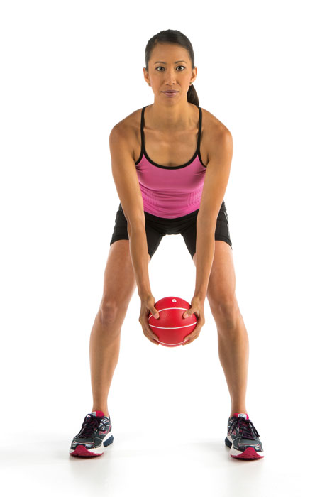 Quick Strength for Runners - strength training for runners